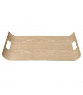 Blomus Tablett WILO Hartholz mit rutschhemmender Oberfläche - Bild 1 Produktbild