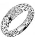 Damen Ring 925 Sterling Silber - 51789