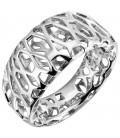 Damen Ring 925 Sterling Silber - 51792