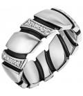 Damen Ring 925 Sterling Silber - 51801