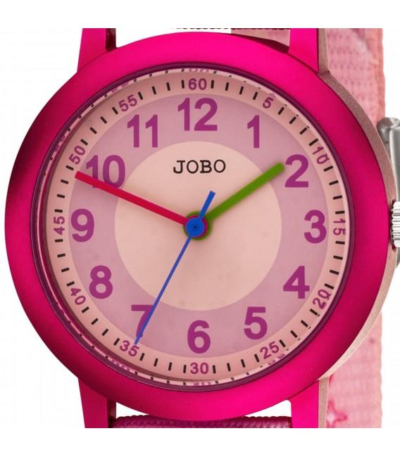 JOBO Kinder Armbanduhr Quarz Analog Aluminium Kinderuhr - Bild 2