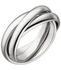 Damen Ring verschlungen - 51970